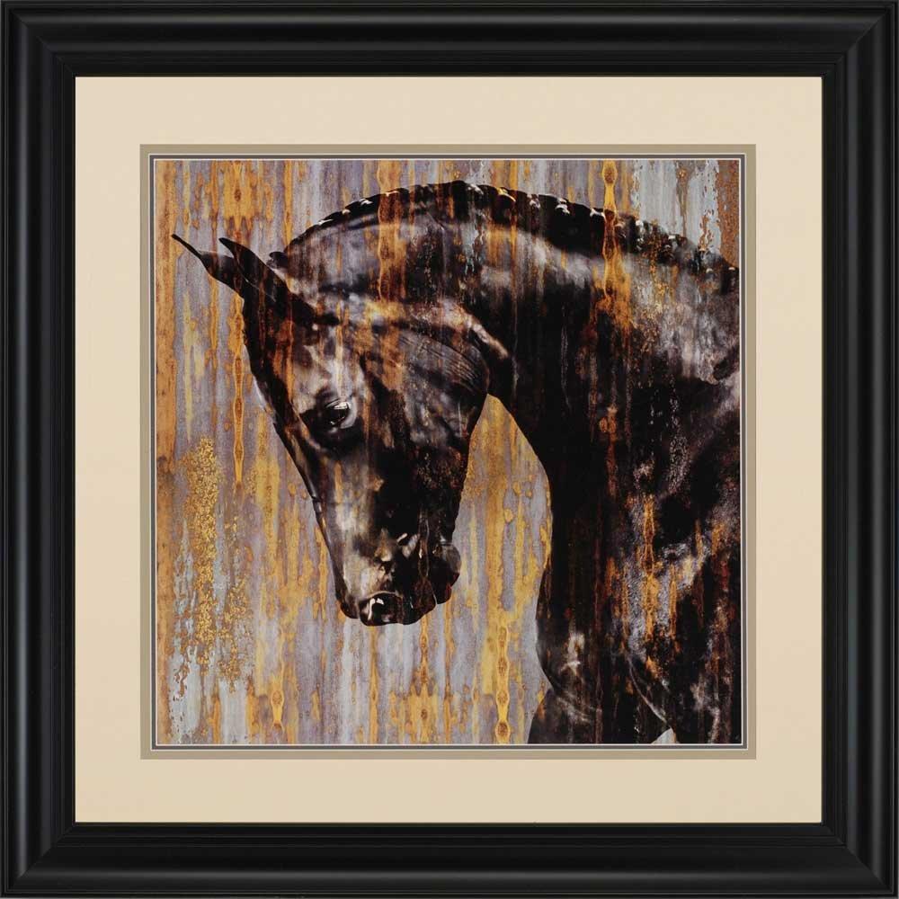 Paragon Decor Horse Iフレーム壁アート 2