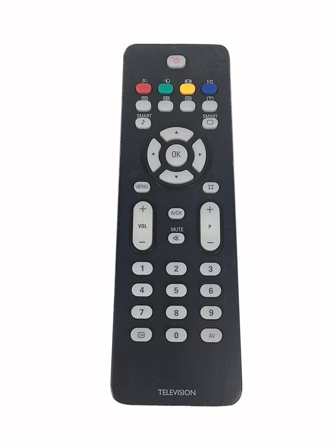 Amazon.com: Meide RC2023601/01 Remote Control for Philips Smart LCD LED HD  TV Television Remote Controller 32PFL5322/10 37PFL5322/12 RC2023601 01:  Home ...