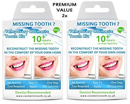 Missing tooth temporary cosmetic diy false tooth amazon temporary cosmetic diy false tooth solutioingenieria Images