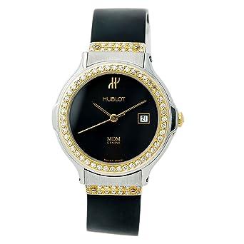 Hublot MDM Reloj de cuarzo para mujer 1391.2.054 (certificado de autenticidad)