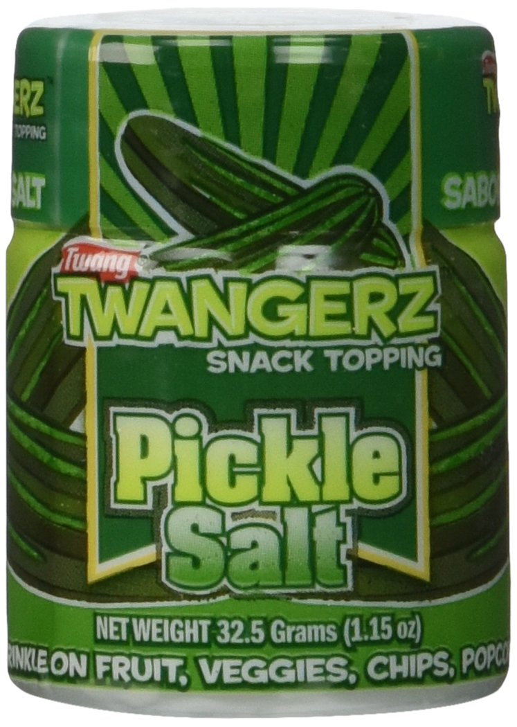Twang 10 Pack Pickle 1.15oz Salt Shakers by Unknown