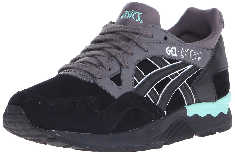 ASICS Women's Gel-Lyte V Retro Running Shoe B00ZQ9ZFFU 6 B(M) US Black/Black