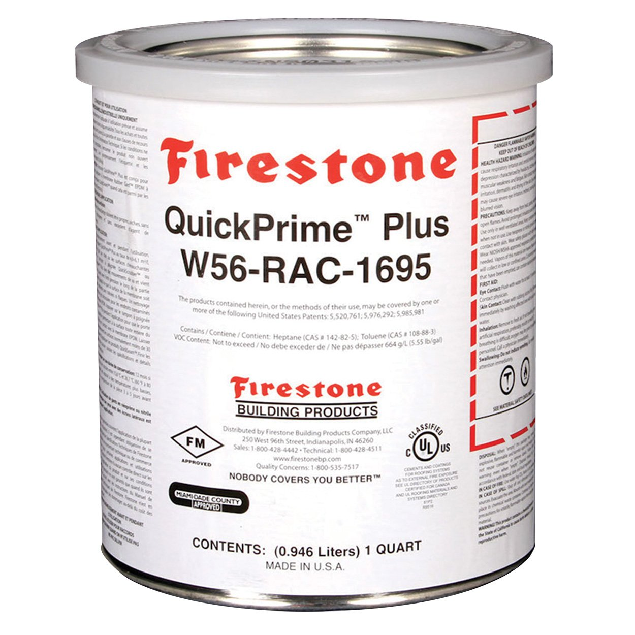 Aquascape Seam Tape EPDM Liner Primer by Firestone Quick Prime Plus for Pond and Water Features | 54008 by Aquascape