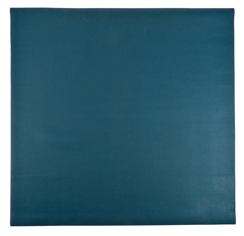 Yogilino® Krabbelmatte 180 x 180 cm in Deutschland hergestellt, blau yogabox