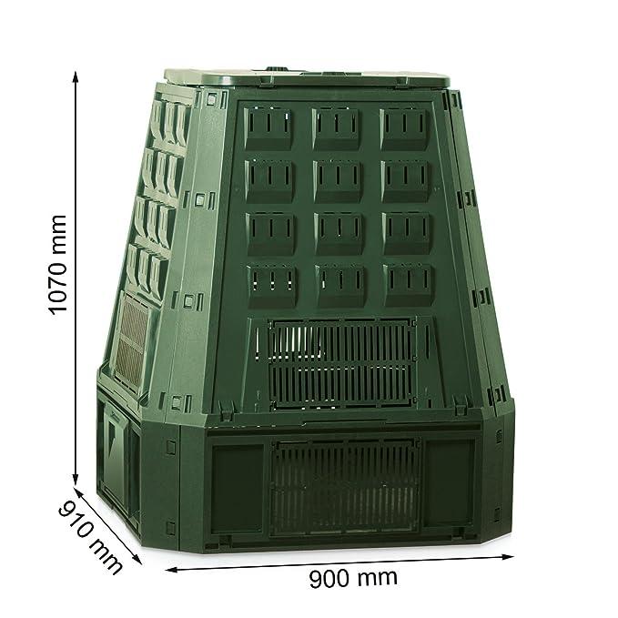 Compostador bio 600