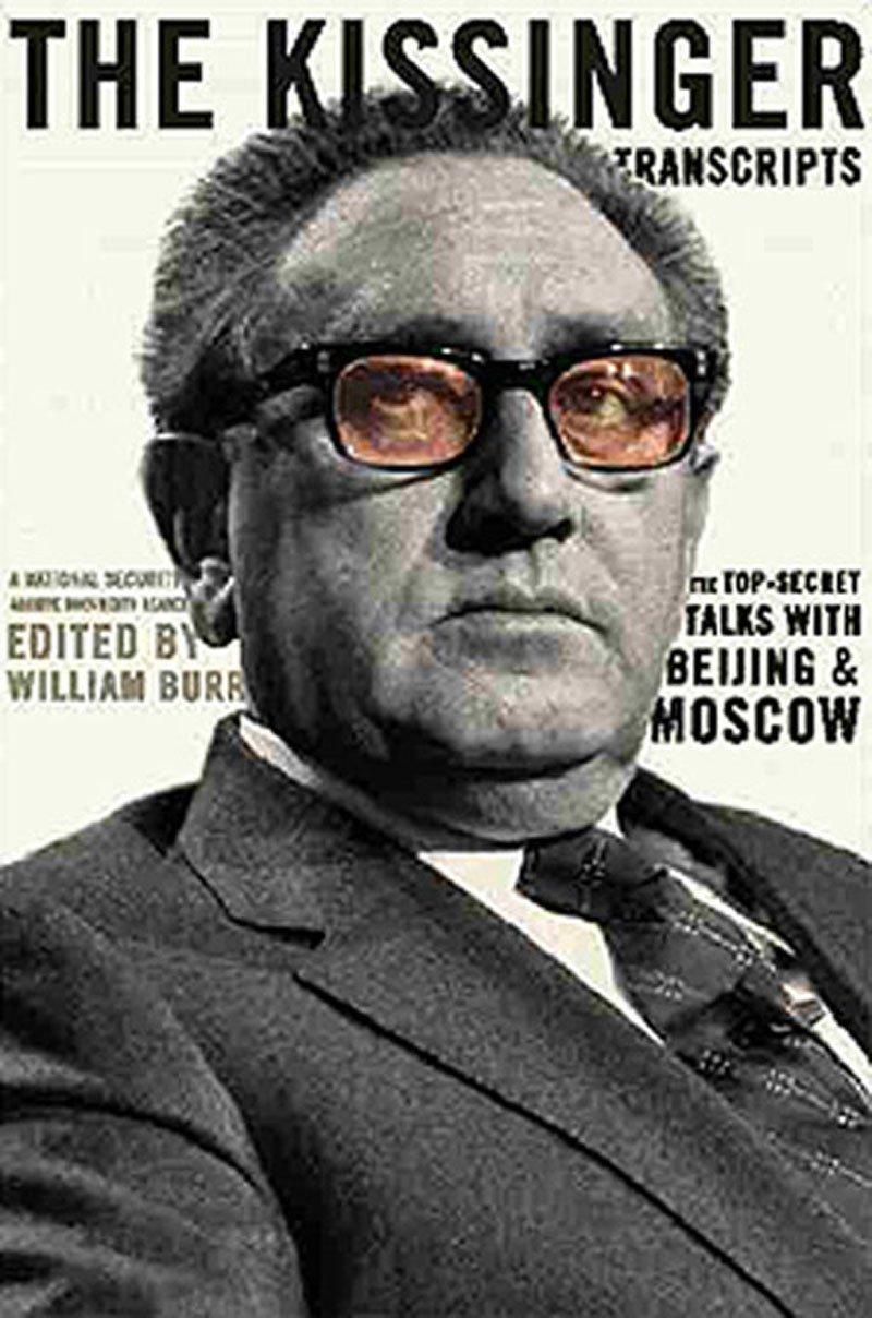 Kissinger Transcripts Secret Beijing Moscow product image