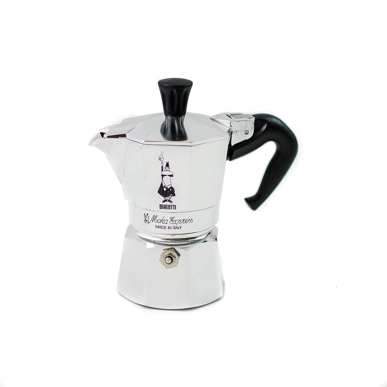bialetti moka express espresso maker 1 cup 8006363011631 ebay. Black Bedroom Furniture Sets. Home Design Ideas