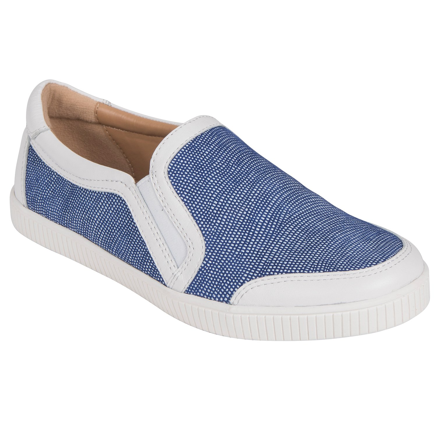 Earth Shoes Currant B07962LX95 7.5 B(M) US|Sapphire Blue