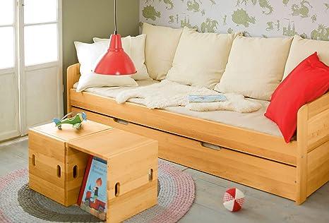 BioKinder 22776 Ahorro Conjunto: sofá-cama Nico con ...