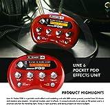 Line 6 Pocket Pod Effects Unit w/Headphones