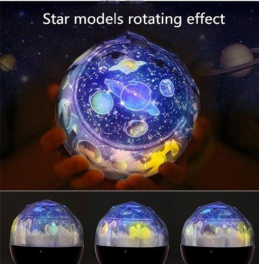 Xingyue Mythology Luces del Proyector Universo Luz De La Estrella ...