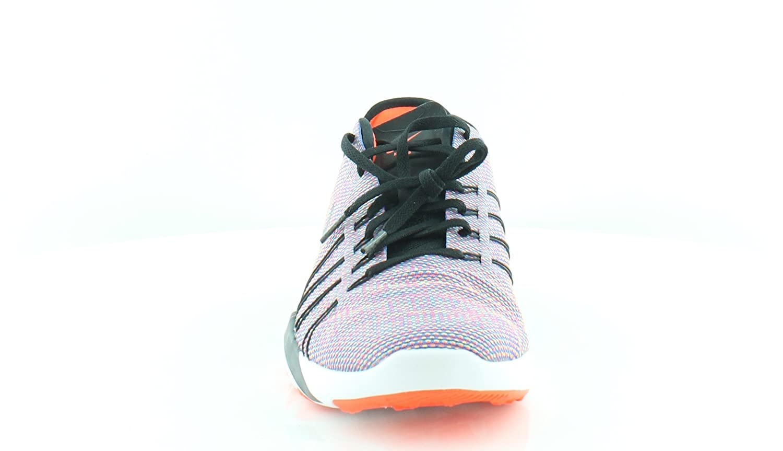 Womens Nike Free TR 6 Training Shoes B000VLYEK0 9.5 B(M) US|Black / Total Crimson - White