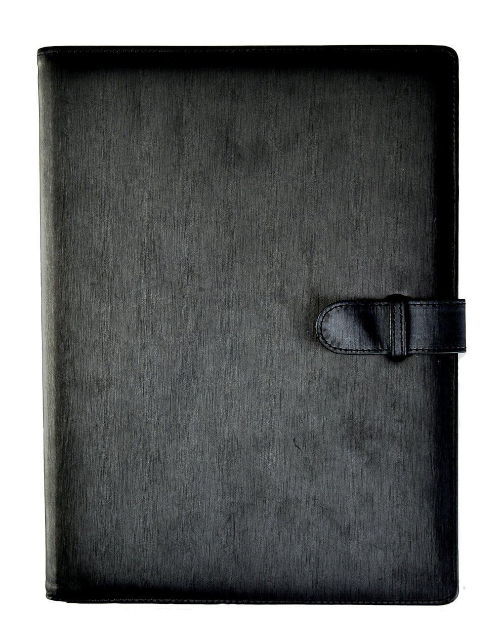 Arpan A4 36 tasche professionale Soft Touch cartella visualizzata Presentazione del libro Portfolio - Nero CL-36DP
