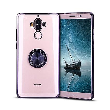 Anfire Funda Huawei Mate 9, Bumper Fundas con Anillo de ...