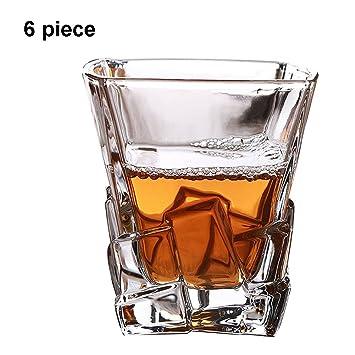 Robag 6 Stuck Kristall Glas Cup Set Hitzebestandig Milch Tasse