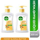 Dettol Nourish Anti-Bacterial Liquid Hand Wash 200ml Twin Pack At 25% Off