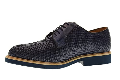 Classic Men's Shoes 20113-S-V05 Siriana Blu