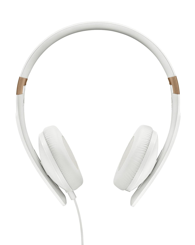 Sennheiser HD2.30G Cuffia Dinamica Chiusa Sovraurale, Compatibile con Dispositivi Android, Bianco