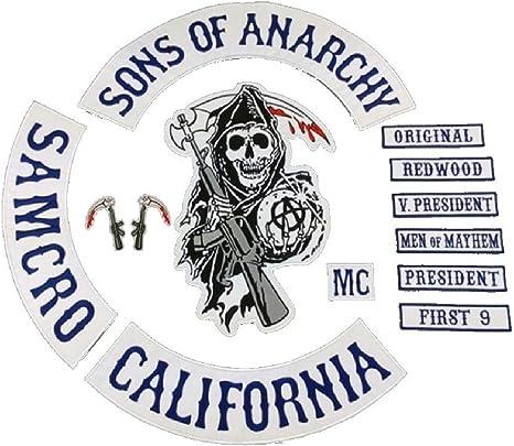 330 ml Redwood Original Logo Sons of Anarchy Keramiktasse