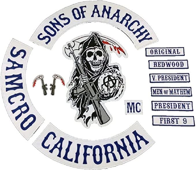 In The Memory Jax Patches Sons of Anarchy Reaper Crew