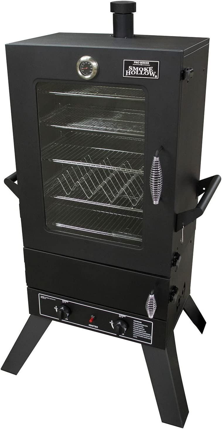 Masterbuilt-44241GW-2-Door-Propane-Gas-Smoker-with-Window