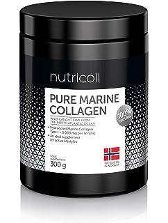 Polvo de Colágeno Marino Noruego Puro | Péptidos hidrolizados | Suplemento para piel, cabello,
