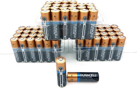 3 X Duracell Ultra Power Mx1500 Aa Mignon Batterien Elektronik