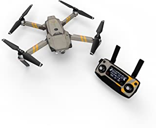 product image for Dystopia Cyberpunk Decal for Drone DJI Mavic Pro Kit - Includes Drone Skin, Controller Skin and 3 Battery Skins (Dystopia Cyberpunk, Mavic Pro)
