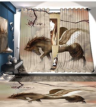 Amazon.com: rupperttextile música decoración cortina de ...