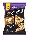 POPCORNERS Sweetly Salted Caramel, Popped Corn