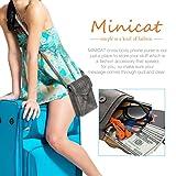 MINICAT Women Portable Small Crossbody Bags Cell