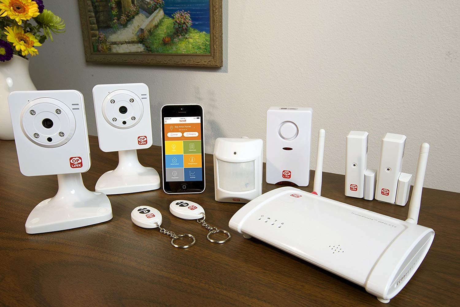 Home8 Wireless Security System Add-on's