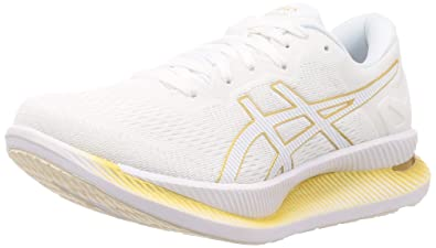 White/Pure Gold Running Shoes
