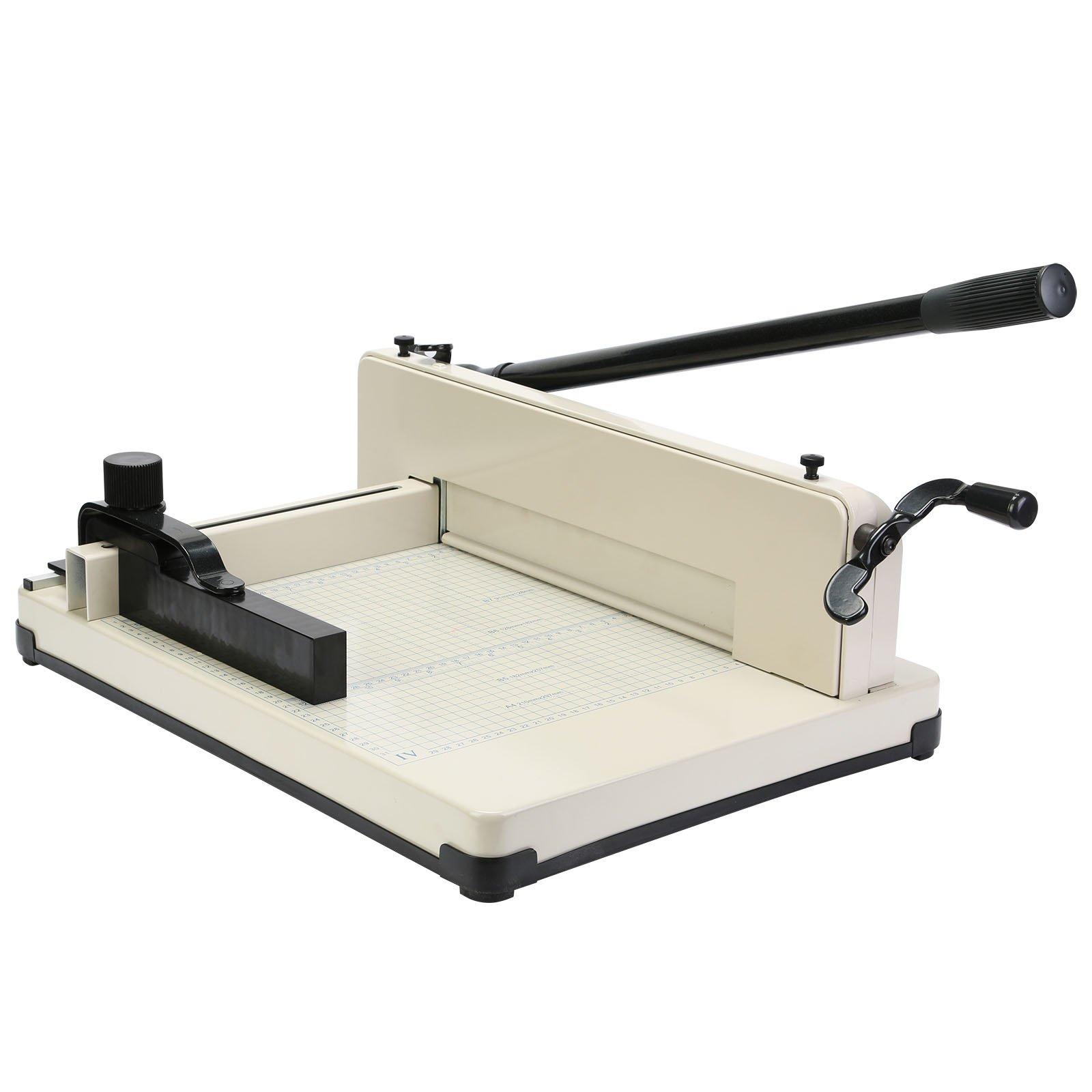 OrangeA Paper Cutter Guillotine Paper Cutter Trimmer Machine 12 Inch Heavy Duty Paper Cutting Tool (12 Inch A4 Patter Cutter)