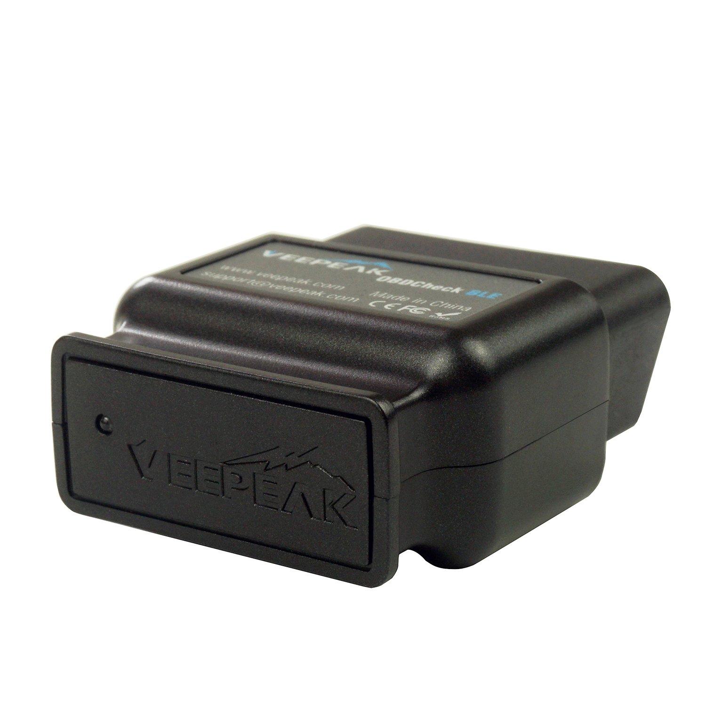 Veepeak OBDCheck BLE Bluetooth 4.0 OBD2 Scanner