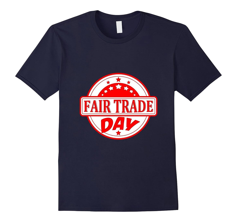 13th May - Fair Trade Day Shirt-CD