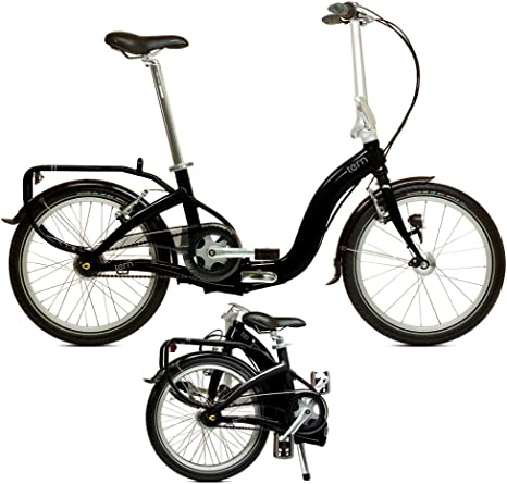 Bicicleta plegable tern Swoop D7i 20 7 g RH 27 cm en White/Brown ...