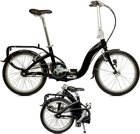 Bicicleta plegable tern Swoop D7i 20 7 g RH 27 cm en White/Brown ...