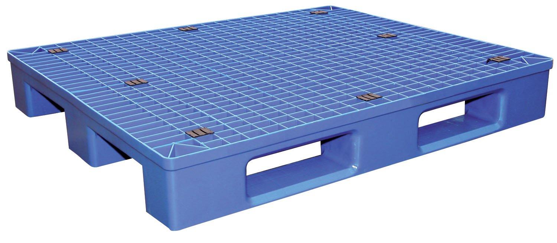 Vestil PLPS-4840 Vestil PLPS-4840 Plastic Pallet and Skid, 4000 lbs Capacity, 47'' Length, 39.25'' Width