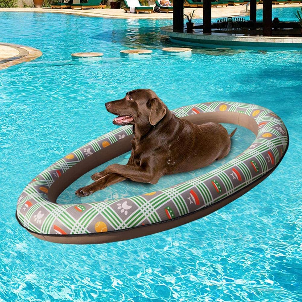 Youbeny Flotador de Piscina para Perros Flotadores de Piscina para Mascotas Flotador de natación para Perros Flotador para Perros Flotadores de Piscina para Cachorros: Amazon.es: Hogar