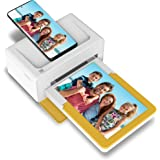 "Kodak Dock Plus Portable Instant Photo Printer, Compatible with iOS, Android and Bluetooth DevicesFull Color Real Photo (4""x6"