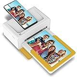 Kodak Dock Plus Instant Photo Printer – Updated Bluetooth Portable Photo Printer Full Color Printing – Mobile App Compatible