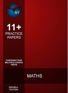 NT 11+ Practice Papers: CEM: Amazon.co.uk: Newell Tuition ...