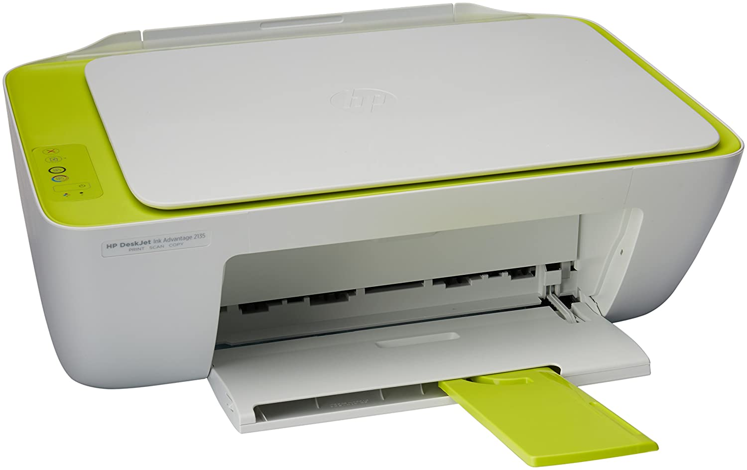 HP Deskjet Ink Advantage 2135 All-in-One - Multifunction printer - color -:  Amazon.ca: Electronics