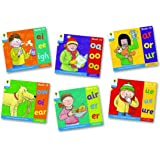 Oxford Reading Tree: Level 3: Floppy's Phonics: Sounds and Letters: Pack of 6