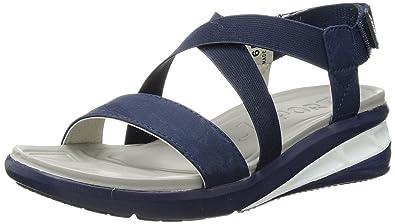 449a843fdf3 JSport by Jambu Women s Sunny Wedge Sandal
