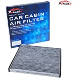 POTAUTO MAP 1001C Heavy Activated Carbon Car Cabin Air Filter Replacement compatible with Lexus, ES330, GX470, RX350, RX400h, Toyota, Avalon, Camry, Solara, Sienna