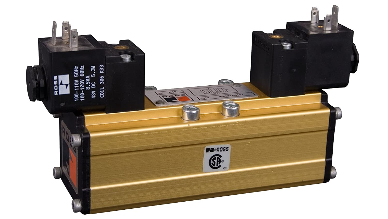 Dual Solenoid Valve Circuit Solenoid Gas Valves