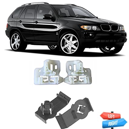 Amazon Com Window Regulator Repair Kit Replacement For Bmw X5 E53