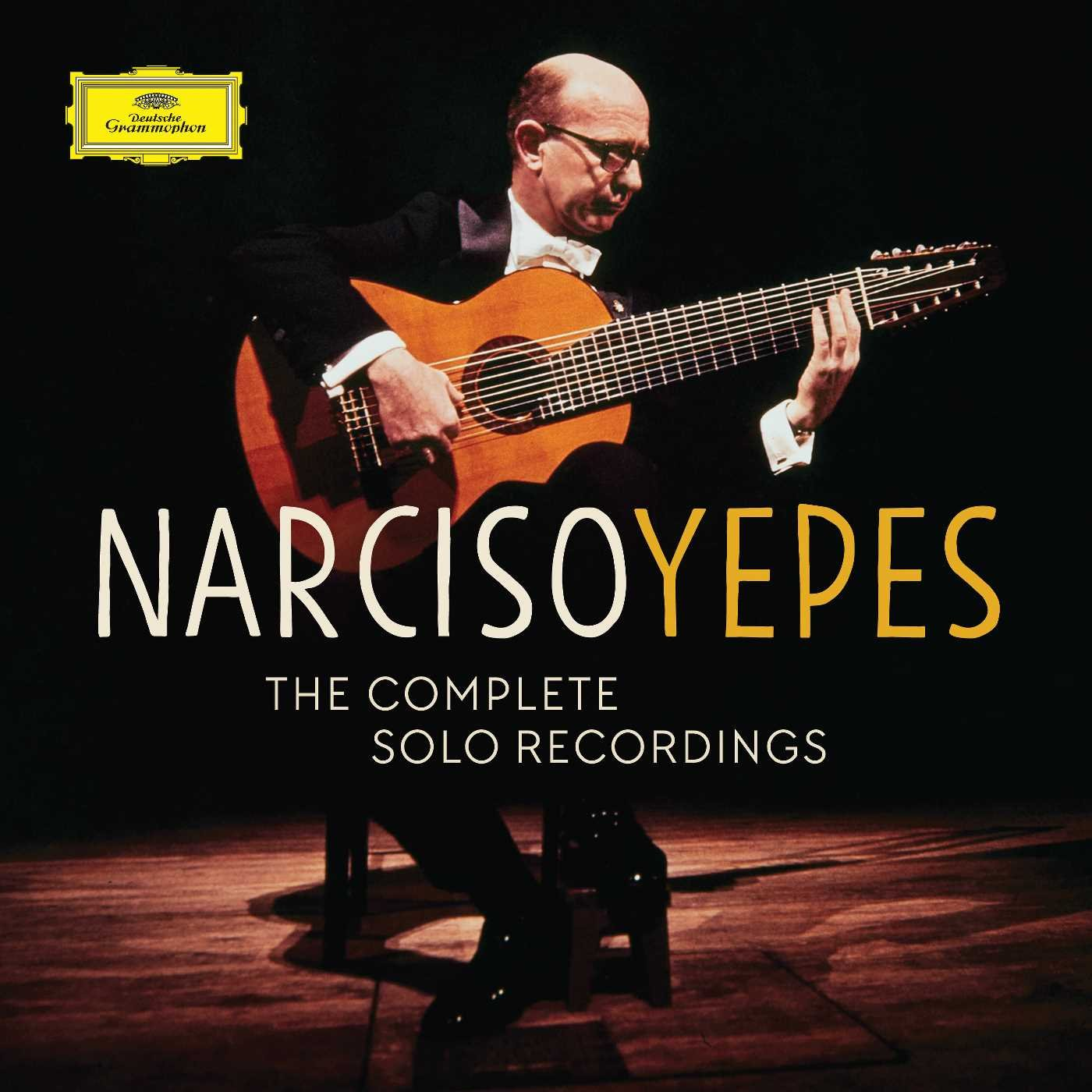 Yepes - Complete Solo Recordings [20 CD][Box Set] by Deutsche Grammophon